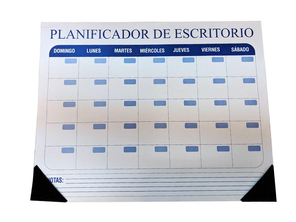 PLANIFICADOR PERMANENTE D/ESCRITORIO