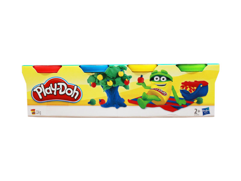 PLAY DOH MINI 4-PACK 224 GRS 23241